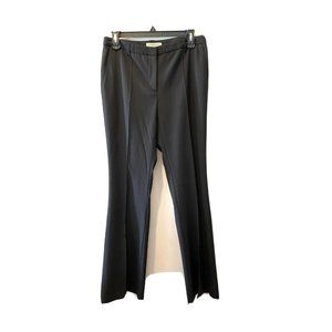 Burberry Authentic Wool NWOT Black Trousers Women